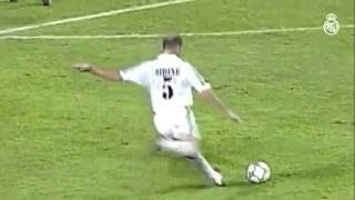 Zidane's GOLAZO against Las Palmas