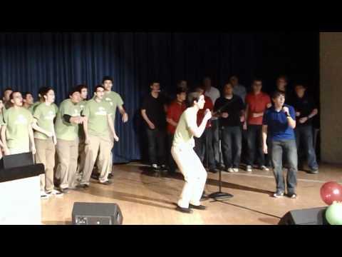 Brick City Singers (ft. Surround Sound) - Lucky (Jason Mraz & Colbie Caillat)