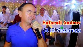 Safarali Amirov 14 15 Yoshimda Сафарали Амиров 14 15 Ёшимда