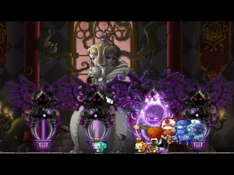 Maple story: wild hunter, battle mage and new zone edelstein.