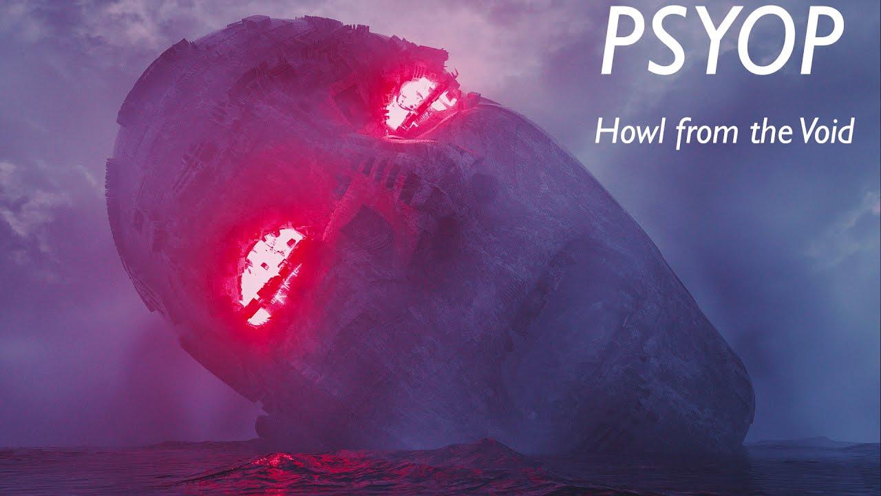 Daniel K of PsyOp Debut Album Howl from the Void - EML's Artist Profiles