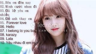 Top 10 Bài Rap Việt Hay Nhất 2018