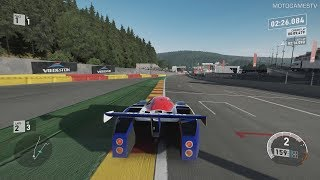 Forza Motorsport 7 - 1985 Nissan #83 Electramotive Engineering GTP ZX-Turbo Gameplay