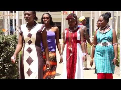 This is Africa Nazarene University(ANU)