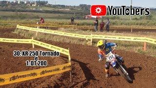 DT 200 ETANOL na VX 250 TORNADO - SÓ OS BRUTOS ANDA - CASTRO, PR