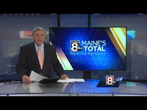 WMTW News 8 Friday morning Headlines