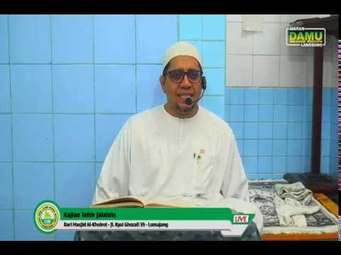 Kajian Tafsir Jalalain 2020-03-14 - Al-Baqoroh 142