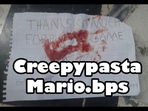 [CREEPYPASTA]: MARIO.BPS (Is Mario a Devil) (ORIGINAL)