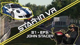 Star in VR S1E3 - John Stacey - College of Science Marketing Manager