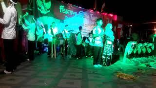 Download lagu JAMUNIRO Percussion in Festival Takbir 2017 Kab Wonogiri MP3