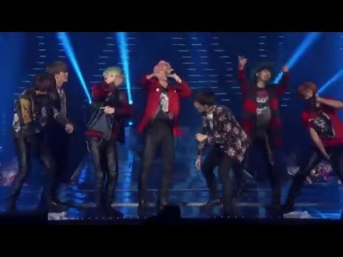 BTS HYYH Skool Luv Affair War of Hormone LIVE