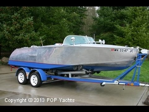 Used 1953 Valco 21 Runabout For Sale In Yelm Washington