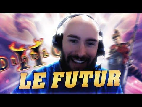 Vidéo d'Alderiate : BEST OF ALDERIATE #43 LE JEU DU FUTUR