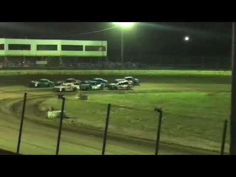 7/27/19 Jackson Motor Speedway Factory Stock Heat Race