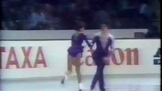 Pershina Akbarov (URS) 1982 Worlds, Pairs Long Program (Secondary Broadcast Feed)