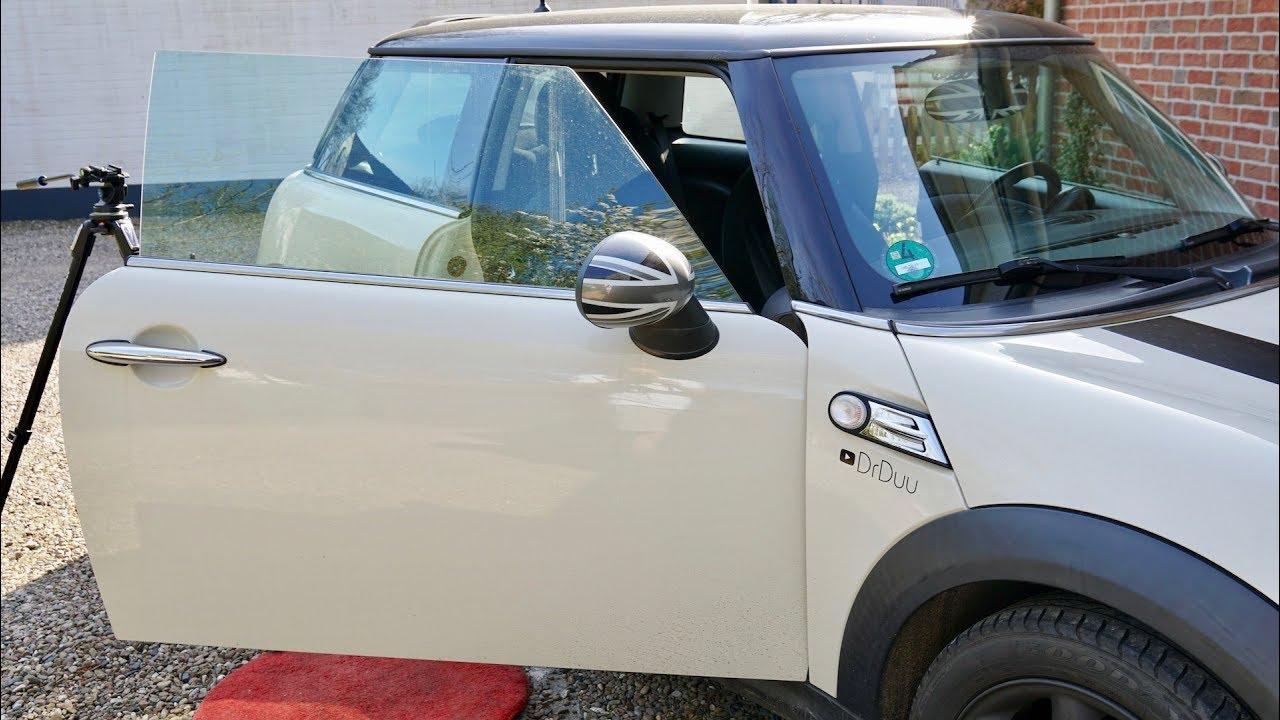 4k Mini Cooper R56 Quietschende Fensterscheiben Squeaking Door