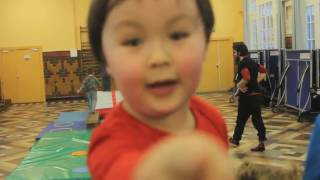 BABY PARKOUR 2