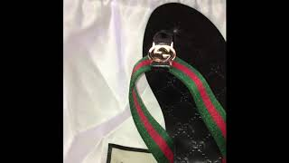 f6e6b1b76 Gucci Bloom Slides Real Vs Fake