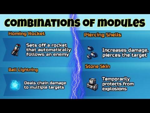 Right Modules Combinations Pixel Gun 3D (Guide)
