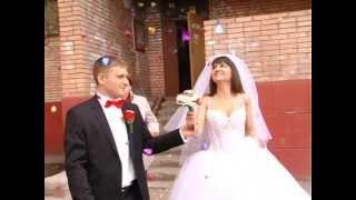 Свадьба в Железнодорожном, все переживания невесты!