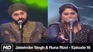 Jaswinder Singh & Runa Rizvi - Episode 16 - Idea Jalsa
