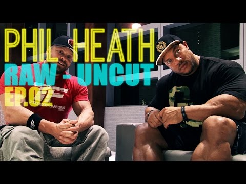Phil Heath's Mr. Olympia Offseason Diet Secrets | Phil Heath Raw Uncut Episode 2