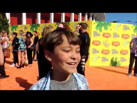 Pierce Gagnon Chats About Tomorrowland at the KCAs