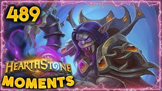 The Strongest Opponent!!   Hearthstone Daily Moments Ep. 489