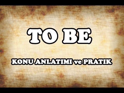 02 - To Be Konu Anlatımı ve Pratik - İngilizce Gramer
