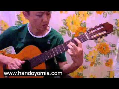 往事就是我的安慰 Wang Shi Jiu Shi Wo De An Wei - Fingerstyle Guitar Solo