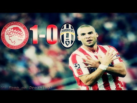 """Olympiacos FC 1 - 0 Juventus • """"We Keep on Dreaming!"""" 