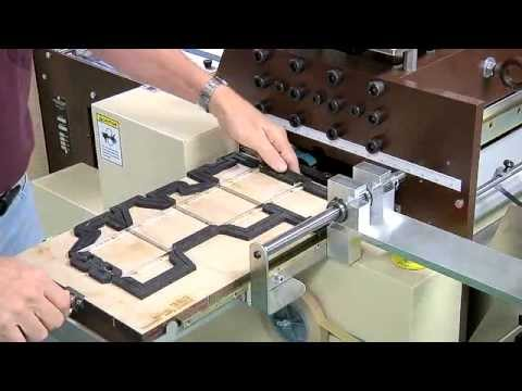 NSF A3Pro - Die Cutting & Scoring Boxes - THERM-O-TYPE Corp.