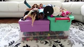 Barbie Koleksiyonum ( Yoğun İstek Üzerine ) - Açıklamaya Bakın Lütfen :)