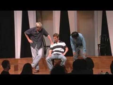 Second City Level E show 6- Interrogation