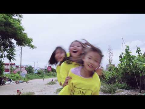 승리를 외치며 | 순전한교회 아이들 (캄보디아어 찬양)