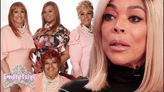 "Wendy Williams ""apologizes"" to the Clark Sisters after shading them"
