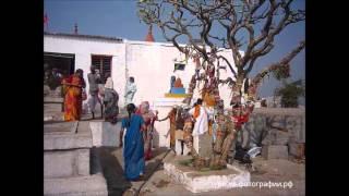 Индия Хампи Виджаянагар Храм Ханумана Hanuman Temple in Hampi Vijaynagara.