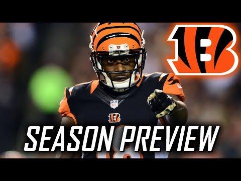 Cincinnati Bengals 2017 NFL Season Preview - Win-Loss Predictions and More!