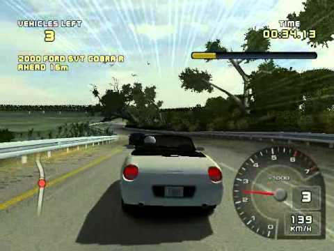ford racing 2 for pc with my car : ford thunderbird conversations 2002