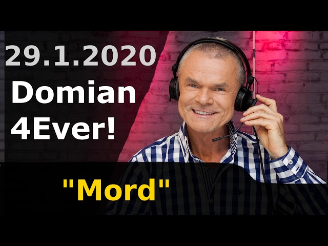 Mord - Domian4Ever 2020-01-29 📻
