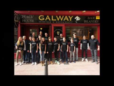 Escuela de música Guitar Tuning ® en Galway. Getafe