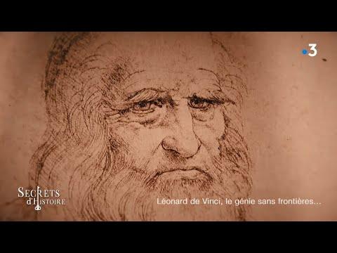 Secrets d'histoire - Léonard de Vinci, le génie sans frontières - Secrets d'Histoire Officiel