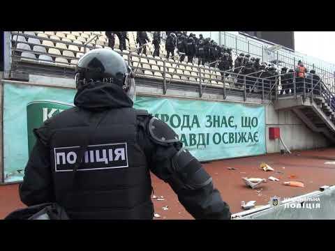Телеканал ALEX UA - Новости: Запорожье учения полициии