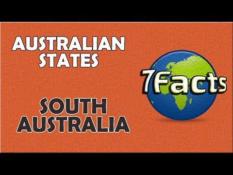 7 Facts about South Australia