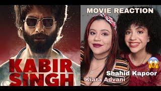 Kabir Singh - Trailer (REACTION) | Shahid Kapoor, Kiara Advani