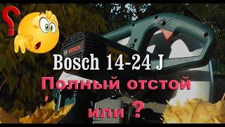 монтажная пила  Bosch GCO 14 24 J - Professional. Плюсы, минусы, тест, обзор
