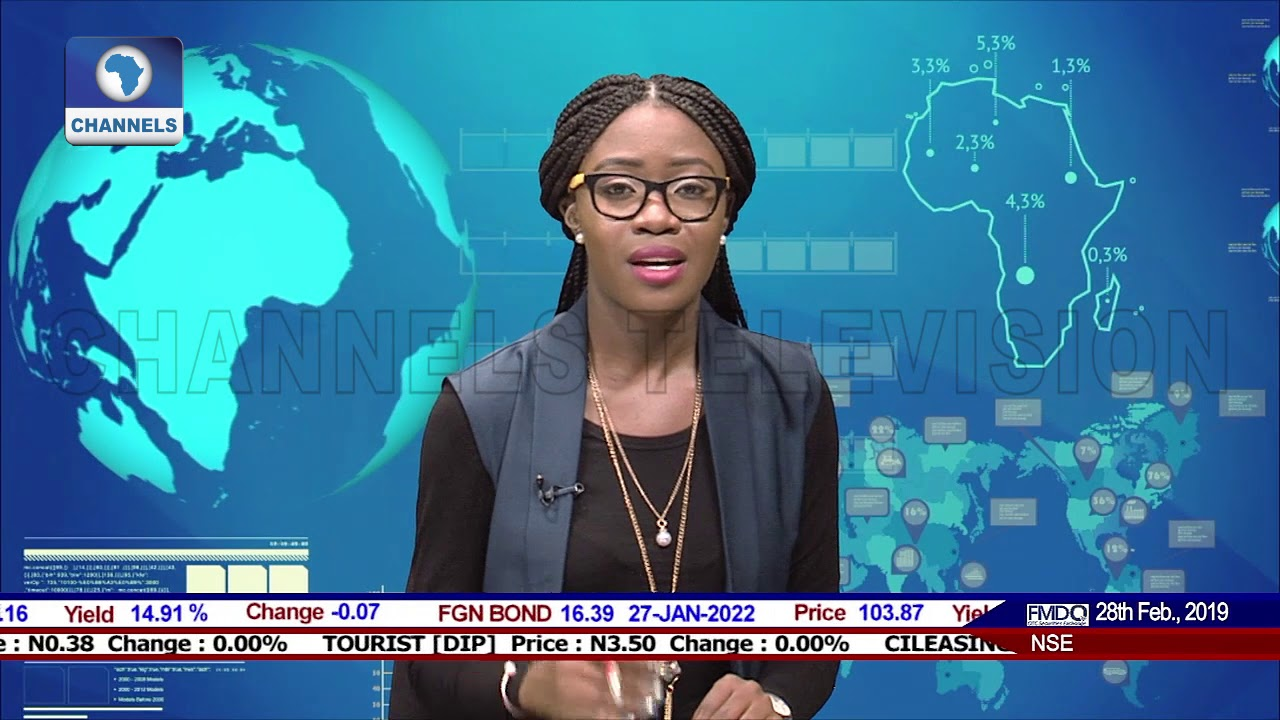 Market Reacts To President Buhari's Re-election  Business Incorporated 