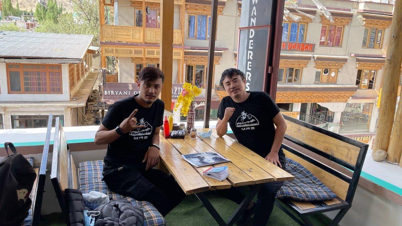 Back To Lea Village || Ladakh || MRB Vlog