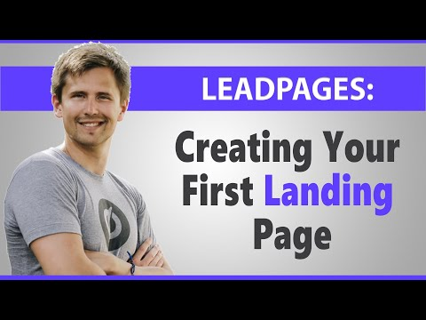 Leadpages: How to Create a Landing Page From Scratch