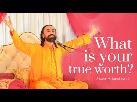 What is your true worth - Spiritual Nugget by Swami Mukundananda